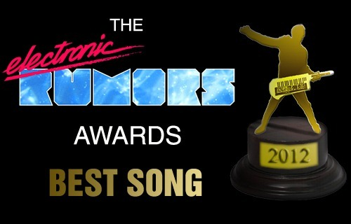 Awards2012BestSong