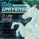 02 Ride The Universe (Feat. Jane Elizabeth Hanley) - A Little Better Cover