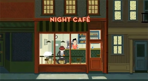 OMD   Night Café  Official Video    YouTube