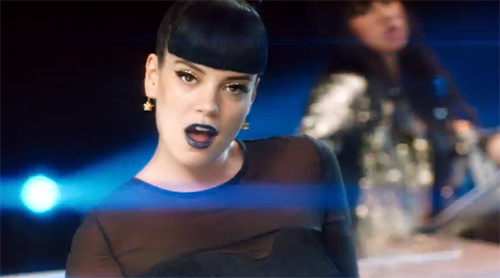 Lily Allen   Hard Out Here  Official Video    YouTube