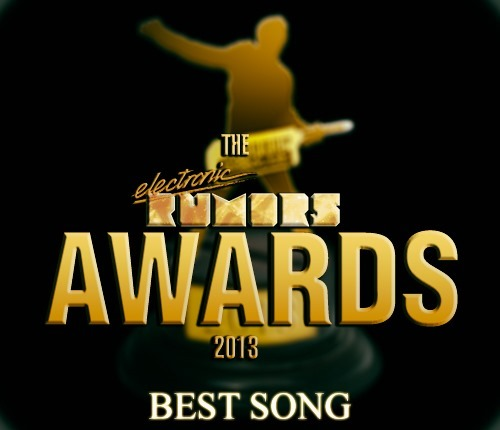 Awards2013Song