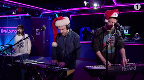 Chvrches   Stay Another Day in the Live Lounge   YouTube