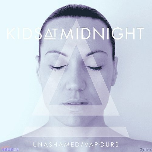 02 Kids At Midnight - Unashamed-Vapours (Single) - Cover