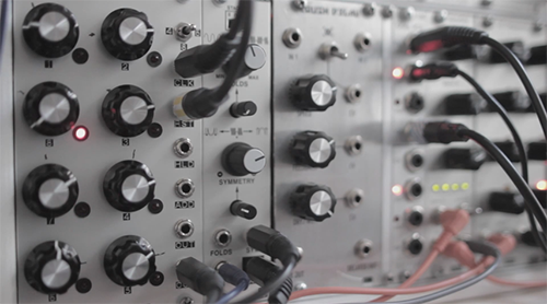 Rex The Dog  Our Modular Synth   Sicko   YouTube