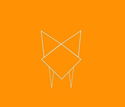 Cardboard Fox