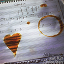THUMB 02 Ali Jamieson (Feat. Raff) - Coffee Stain - Cover